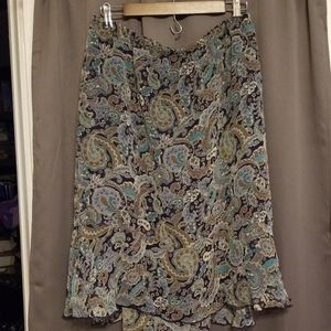 Notations Clothing Co. Skirt size XL
